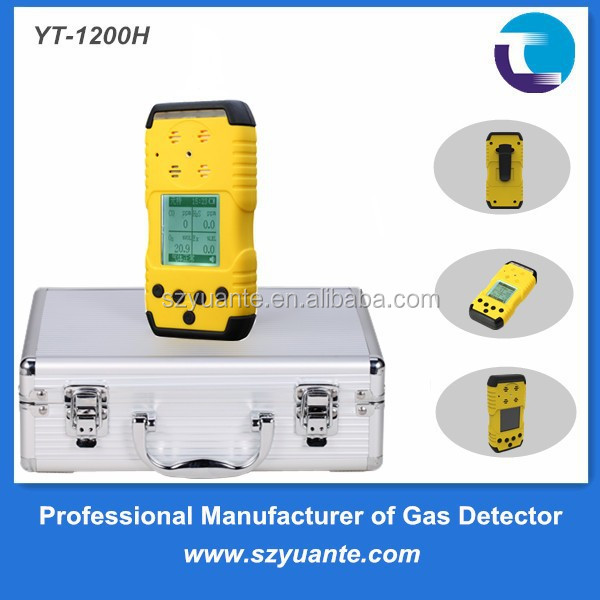 Handheld high precision 0-25%VOL oxygen gas concentration detection