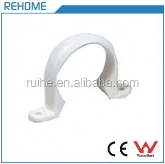 Best Sale Tube Fittings Promotional Plastic Clamp PVC Pipe Clip ASTM