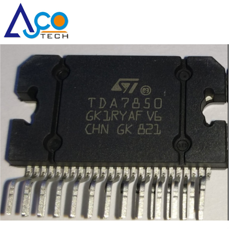 Originale Nuovo Amplificatore IC 4-Channel TDA7850 circuiti integrati