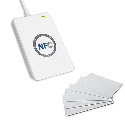 Nfc ACR122U бесконтактных смарт-карт и писатель х IC карты