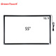 USB multi touch frame IR 55 inch for touch screen tv