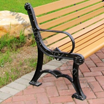Cast Iron Park Bench Legs For Bench Chair
