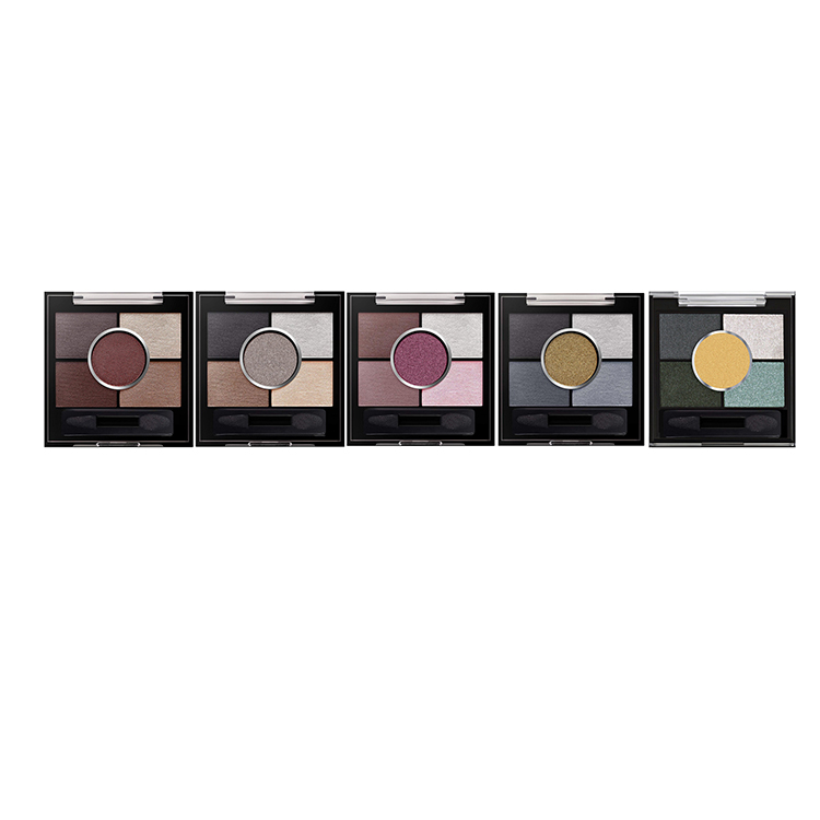Glitter Shining Custom Makeup Cosmetics Eyeshadow Private Label Eye Shadow Palette
