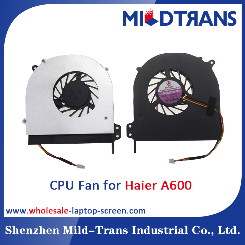New Replacement Notebook CPU Cooling Fan For Haier A600