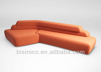 Contemporary L-shaped Sectional Sofa,Simple Stylish Corner Sofa ...