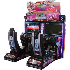 Arcade Simulator Diving Car Racing Games for 2 players