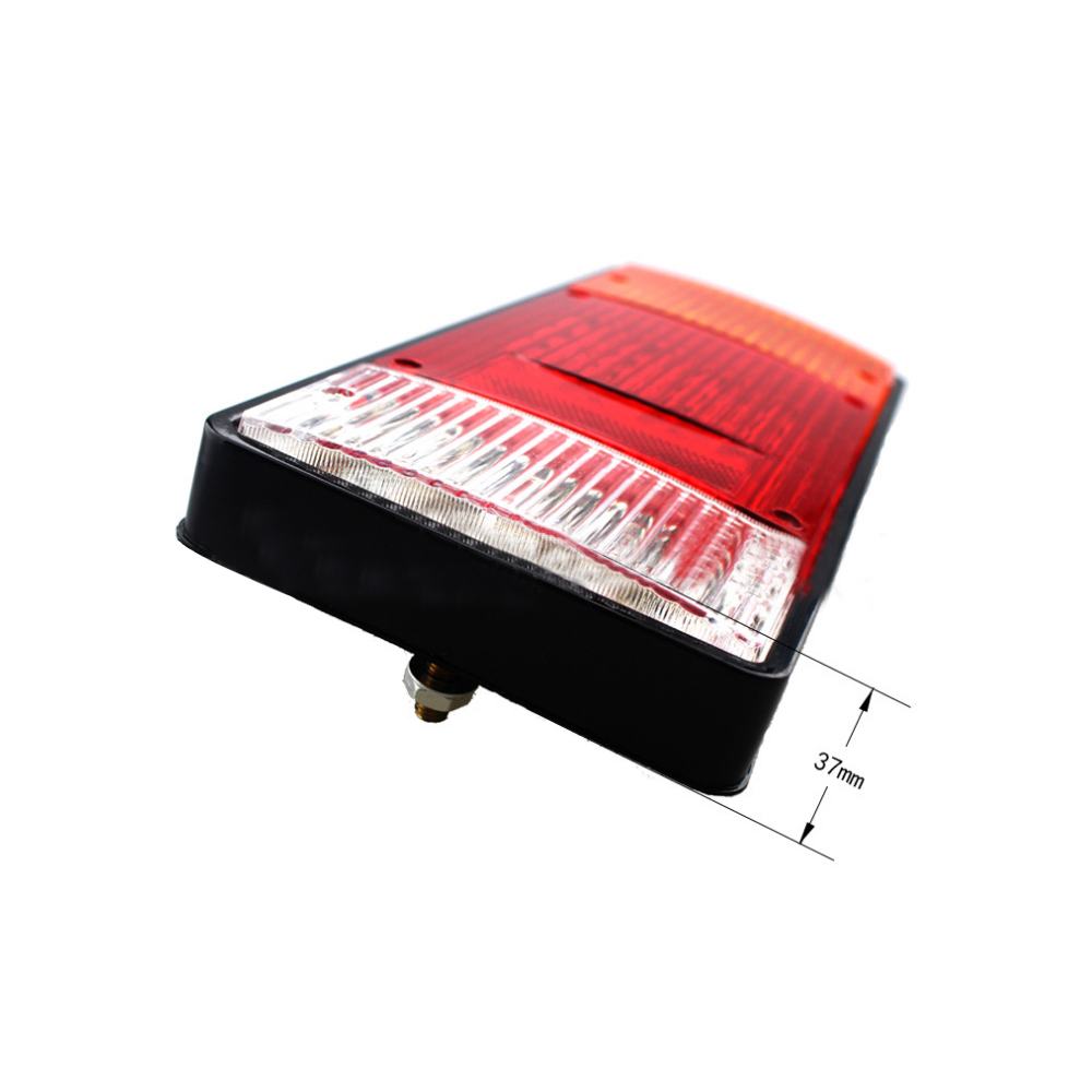 44 led trailer tail light led universal new truck tail lights for Truck Trailers Boats Caravan