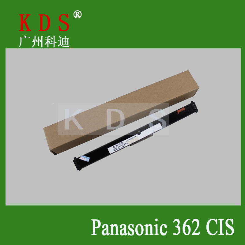 Flat Scanner For Panasonic 362 Contact Image Sensors compatible 343 333 342 362 Black CIS