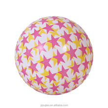 Top quality 8.5 inch full printing pvc inflatable toy ball