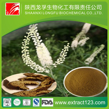kosher black cohosh extract, 2.5% 5% Triterpene Saponins,
