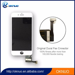 Original Quality For Iphone7 Black Lcd With Digitizer,For Iphone7 white Lcd Touch Replacement