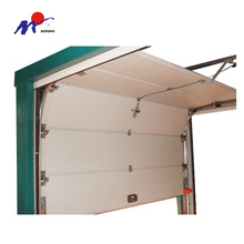 New technology overhead sectional garage door made in china