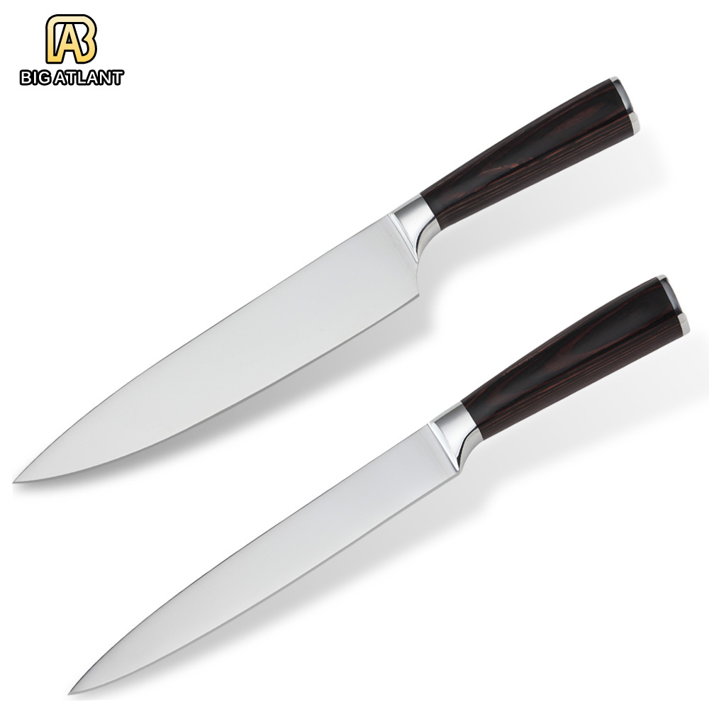 home kitchen knives best kitchen knives 8 quot chef slicing knife home commonly
