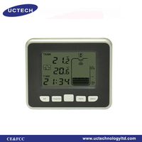 Ft004 Electronic Thermometer With Remote Sensor