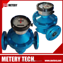 Double Case Positive Displacement Flow Meter Metery Tech.China