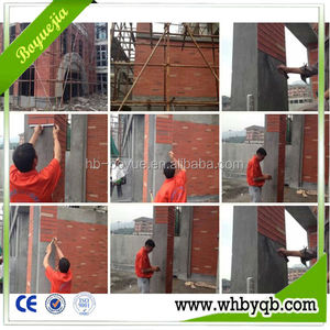 the best wall facing bricks red color wall tile made in China