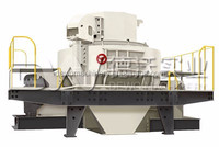 PCL Vertical Impact Crusher low working noise and light dust pollution
