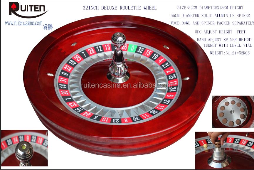 Roulette Tafel Kopen : Ontdek de fabrikant professionele roulette tafel van hoge