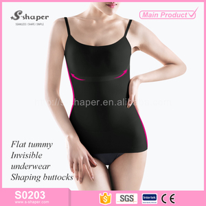 S-SHAPER Factory direct sale Cami Shaper,Camisole,Bulk Camisole Tops intelligent controller