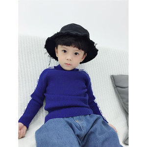 TENG YU boys knitted pullover/kids children boy's intarsia pullover sweater