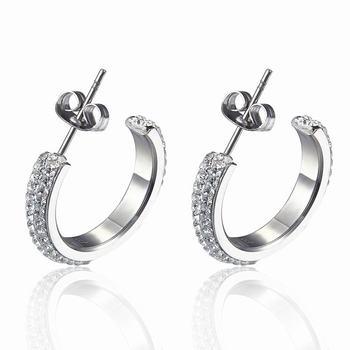 316l stainless steel earrings