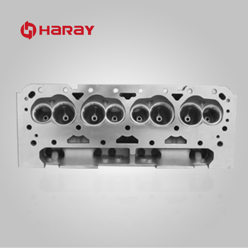 Aluminum Bare Cylinder Head For Chevrolet 350 Small Block V8 Engine