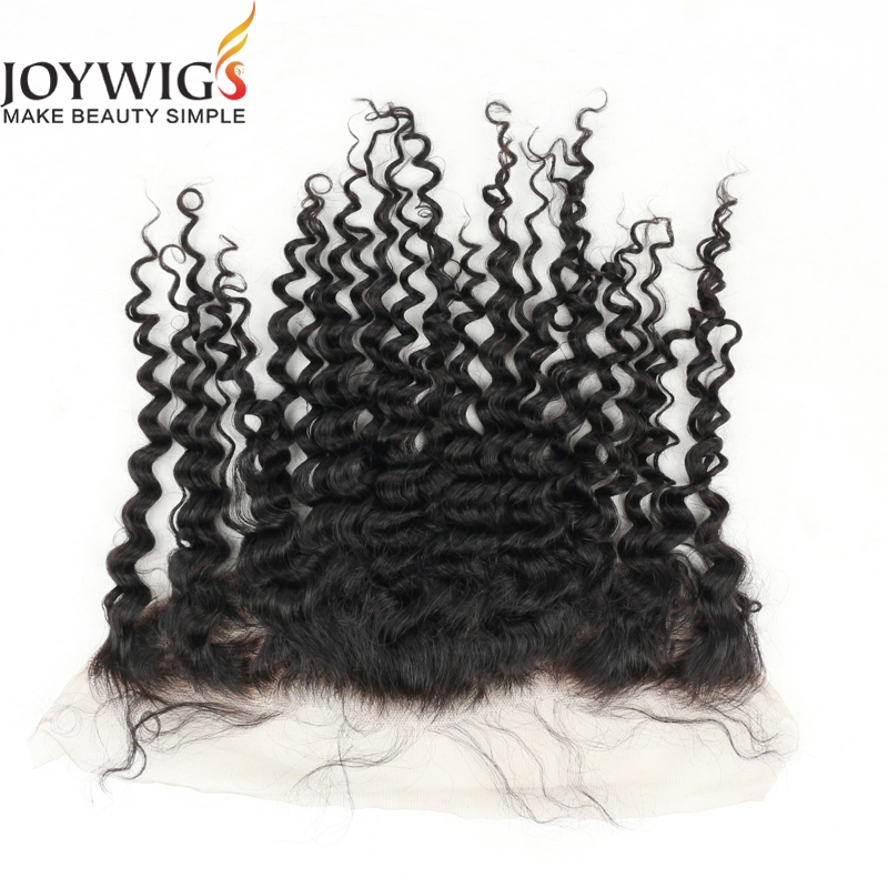 Virgin human hair full lace front frontal closures with bundles 13x4