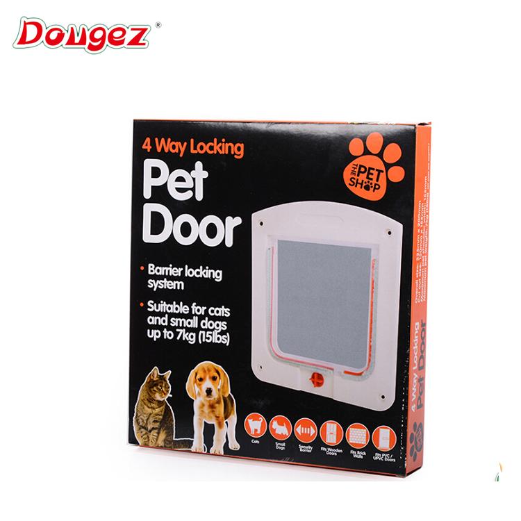 Factory Hot Sale Pet Door ,Dog And Cat Door /4 Ways Pet Door /Cat Flap
