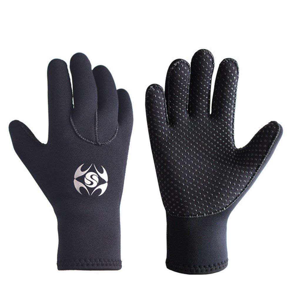 3mm diving neoprene gloves neoprene swimming gloves diving gloves diving equipment