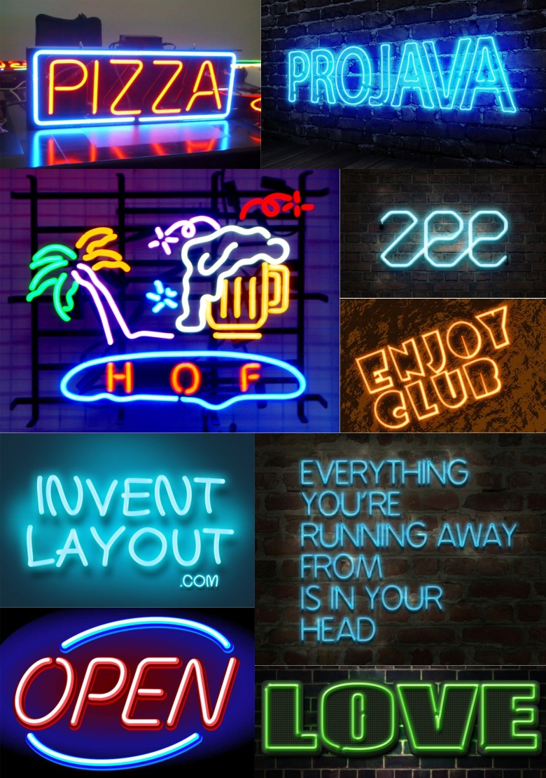 High Quality Colorful Custom led advertising led neon sign letters for Attracting Guests