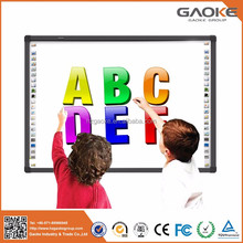 96''Whiteboard for classroom/office,smart Infrared Interactive whiteboard