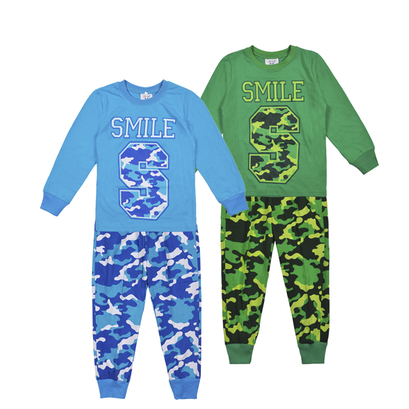 35ed815dde95 China Supplier Wholesale Kids Pajamas Children Sleepwear Cotton Boys ...