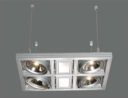 High Power Suspended Ar111 Led Ceiling Lighting Fixtures,Easy ...