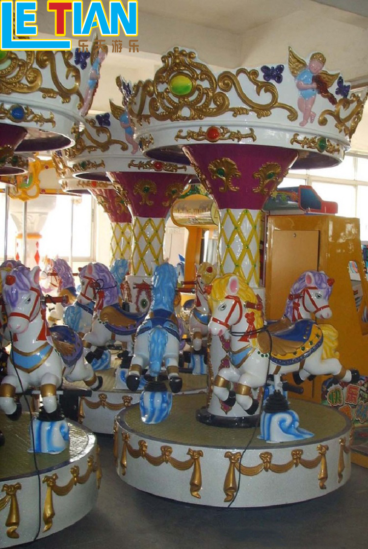 Kids Ride for Shopping Center Used Merry go Rounds Carousel for sale