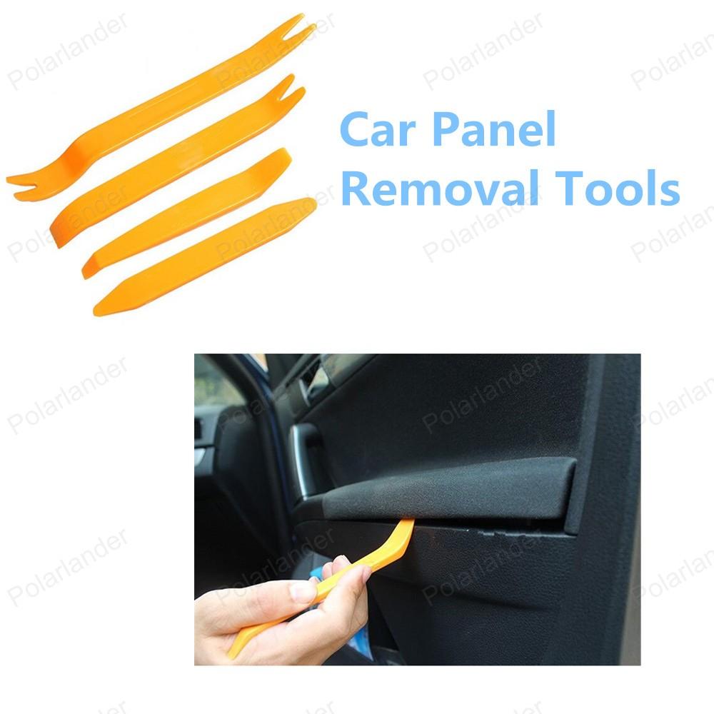 4 шт./компл. высокое качество ремонт комплект автомобилей панель удаления инструмента-автомобилей ремонт комплект инструментов