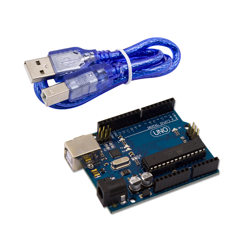 ROHS compatible UNO R3 MEGA328P ATMEGA16U2 개발 board + USB Cable