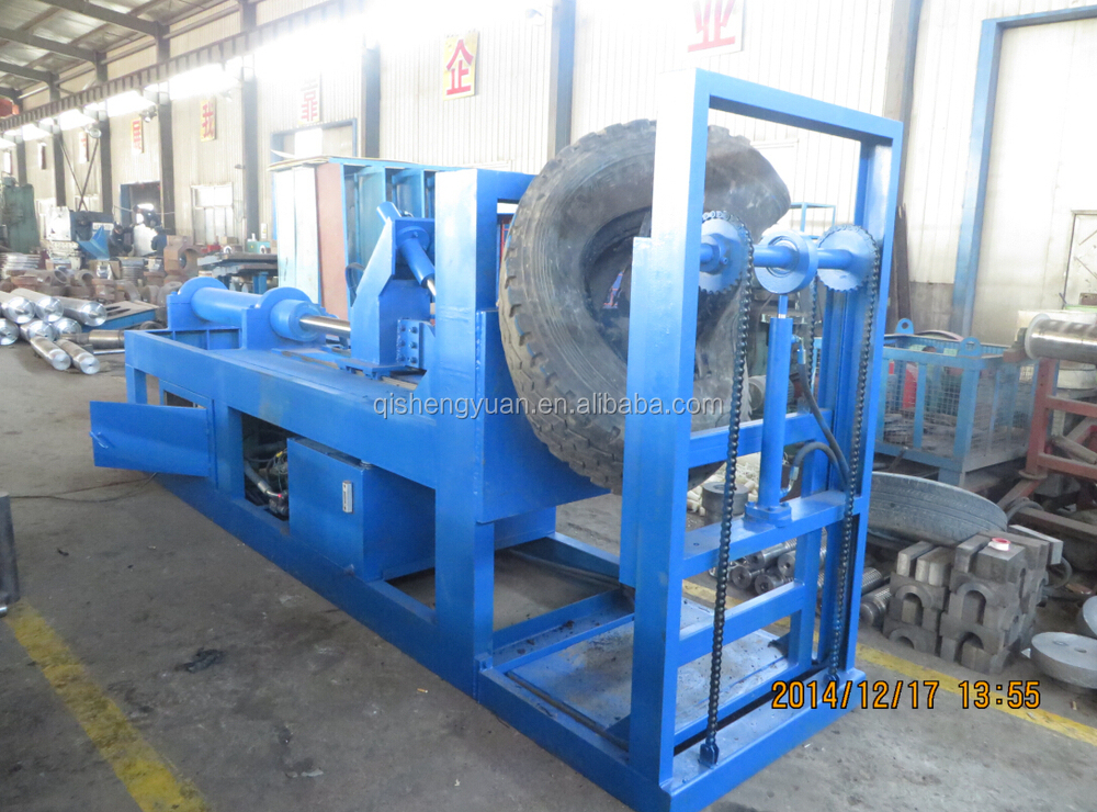 Waste Tire Puller Machine For Process Waste Tires - Buy Tyre Wire ...