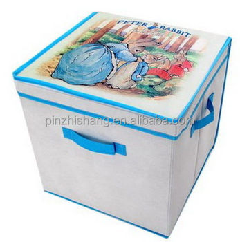 Collapsible Storage Bin Collapsible Canvas Storage Fabric Foldable