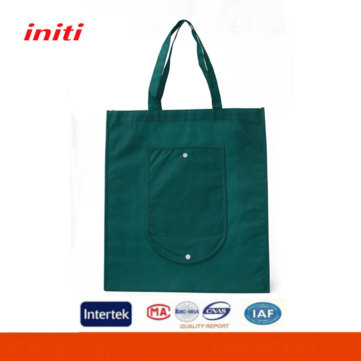 INITI Environmental Top Quality Foldable Tote Shopping Bag For Shopping