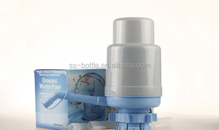 manual water pump for bisleri bottles