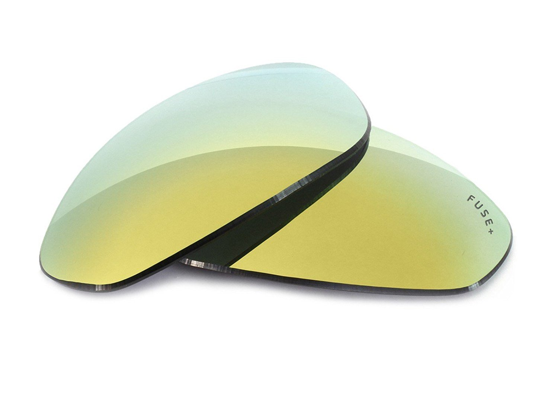 6ca06dcd4fb6d Get Quotations · FUSE+ Lenses for Dragon Rail (Non-Vented) Fusion Mirror  Polar