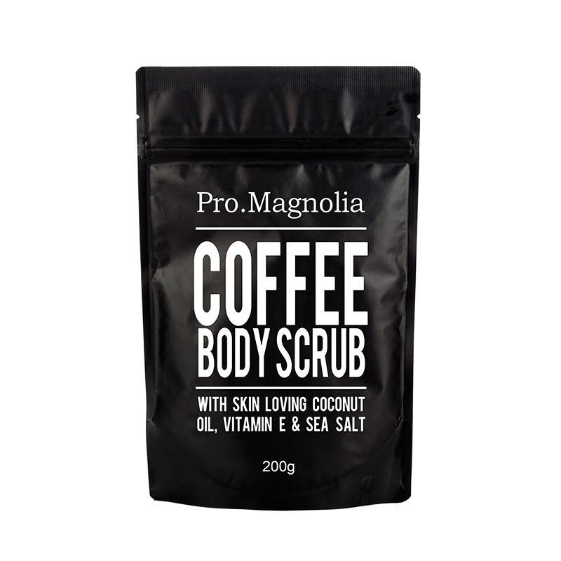 Organic Coffee Bean Body Scrub фото
