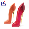 Junfeng 90ml High Heel Shape women shaped Empty Glass fancy perfume Bottle