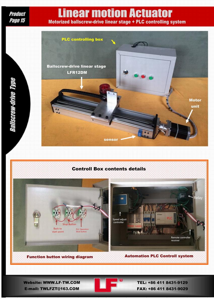Xyz Linear Motion System Buy Actuator For Solar Tracker Slide Wiring Diagram