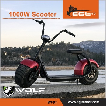 CITYCOCO 1000w Electric Scooter WOLF vehicle 60v lithium battery