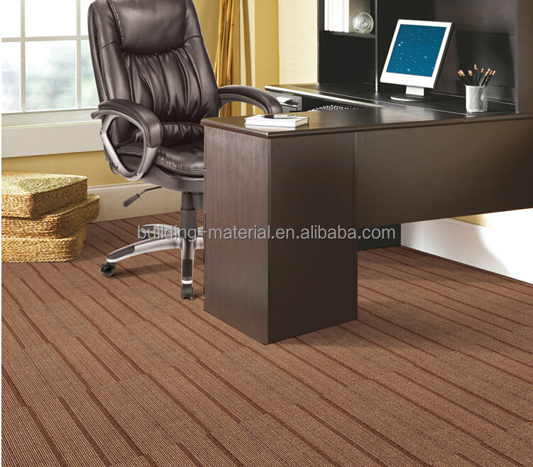 Top quality easy to install sticker carpet tiles