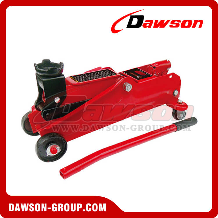 DAWSON TUV Approved load powered trolley jacks/hydraulic jacks