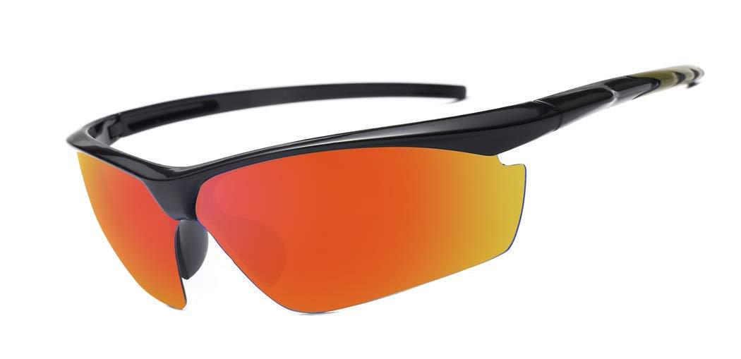 d577591172d Get Quotations · DAUCO Polarized Sports Sunglasses
