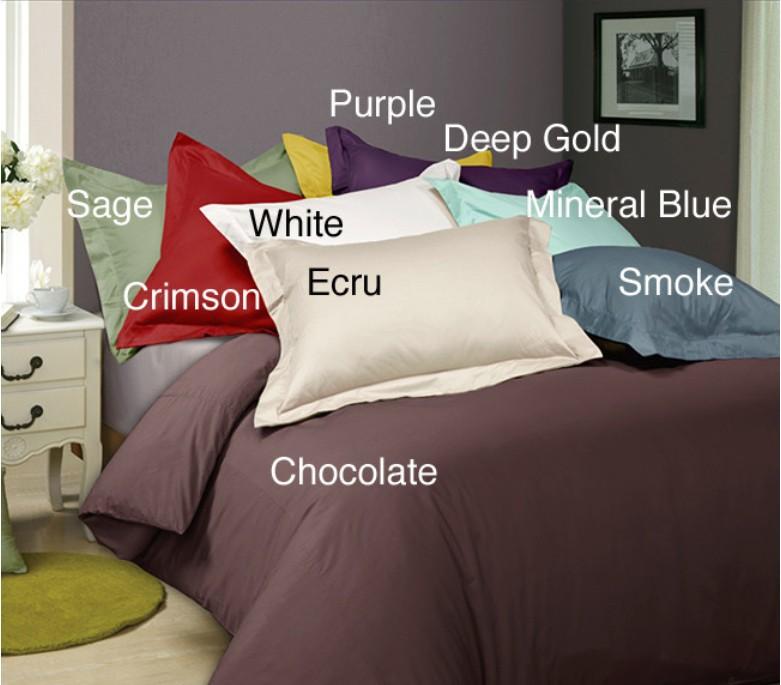 Canada Bamboo Bed Sheet/Hotel Bamboo Fiber Bed Linen