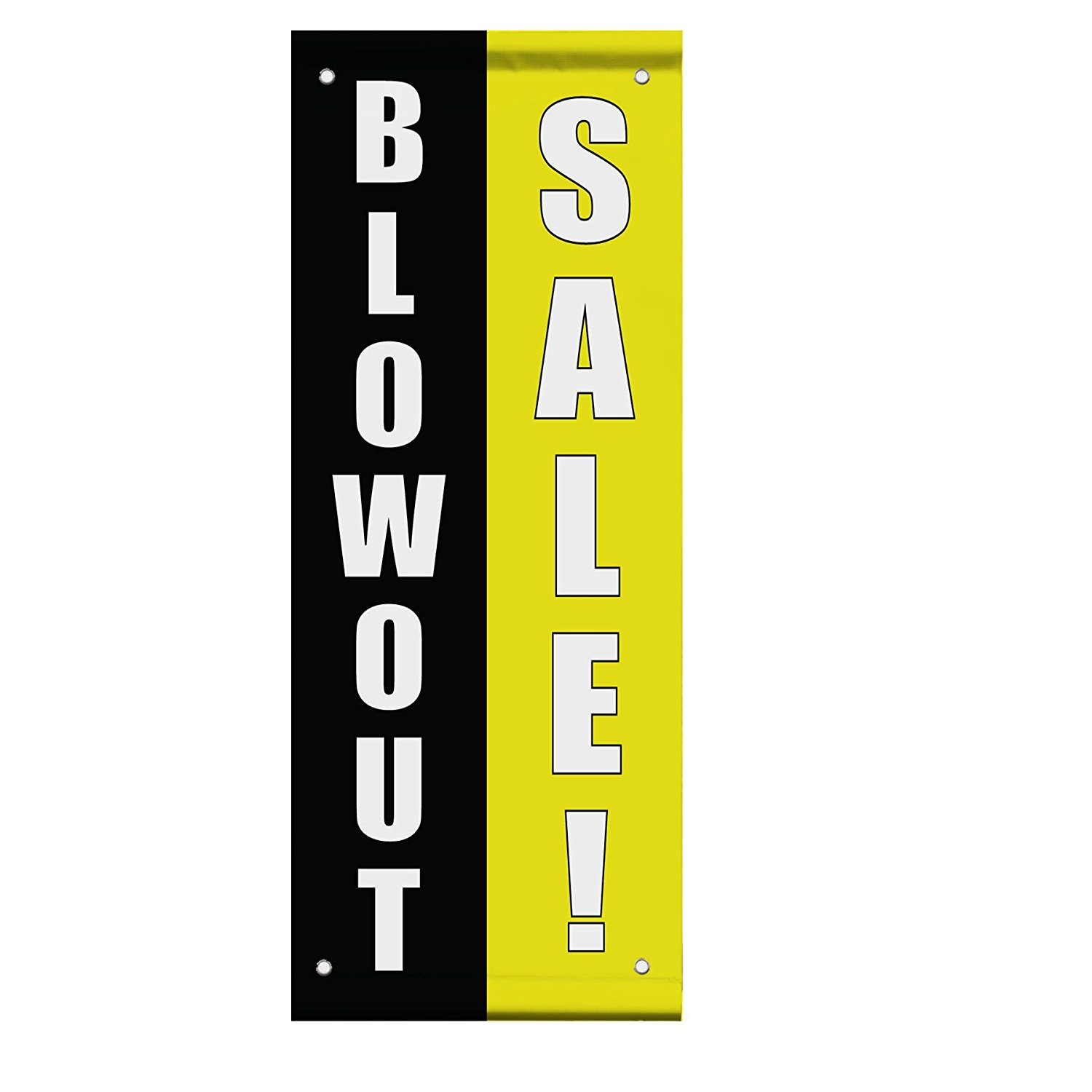 Open Sunday Promotion Business Sign Banner 5 x 12W// 12 Grommets